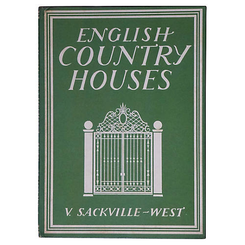 Sackville-West's English Country Houses