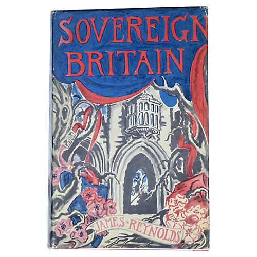 Sovereign Britain, 1955, Signed