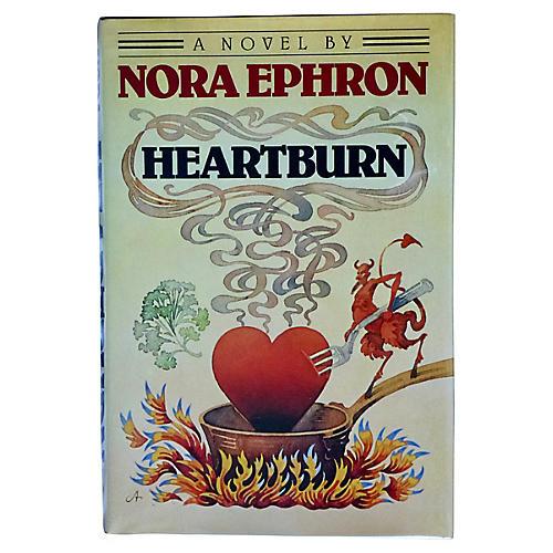 Nora Ephron's Heartburn, 1st Printing