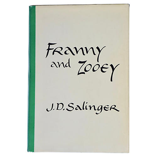 Franny and Zooey, 1st Printing