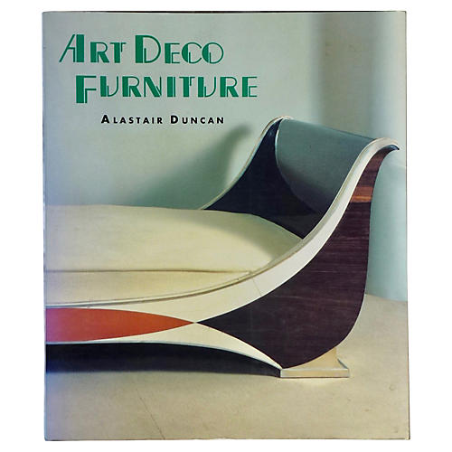 Art Deco Furniture Design in France