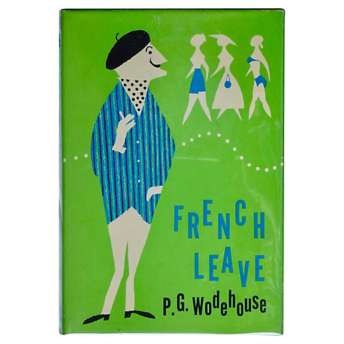 P. G. Wodehouse's French Leave