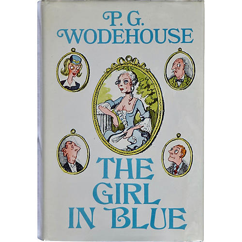 P. G. Wodehouse's The Girl in Blue