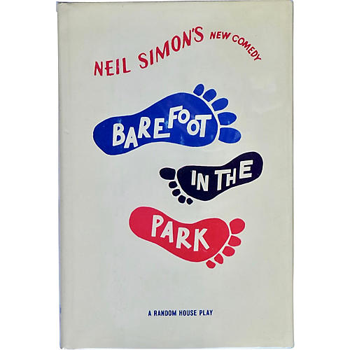 Barefoot in the Park, Signed