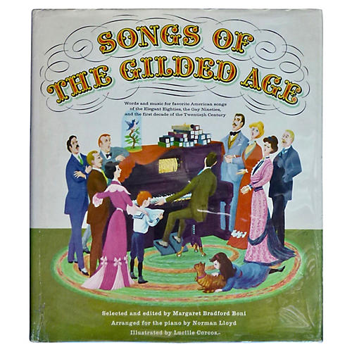 Songs of the Gilded Age, 1960