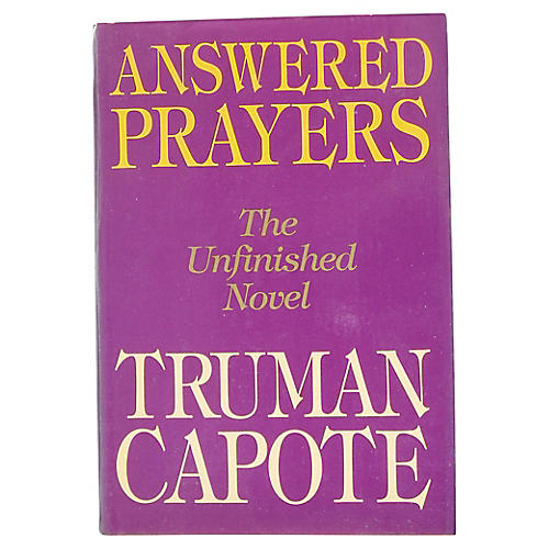 Truman Capote's Answered Prayers, 1st