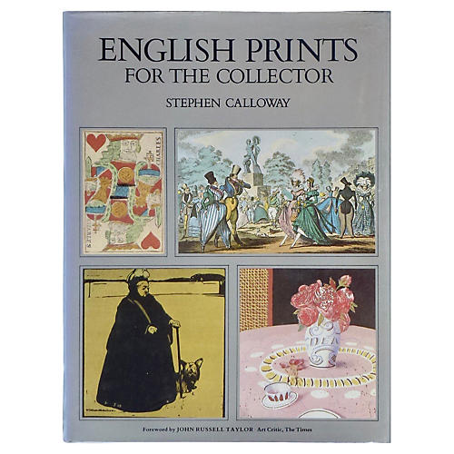 English Prints for the Collector