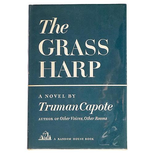 Truman Capote's Grass Harp, 1st Printing