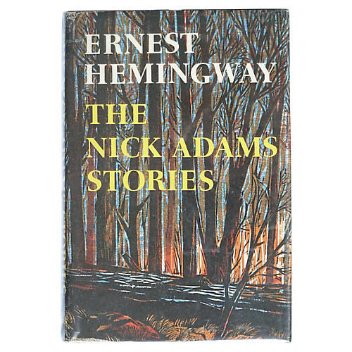 Hemingway's The Nick Adams Stories, 1st