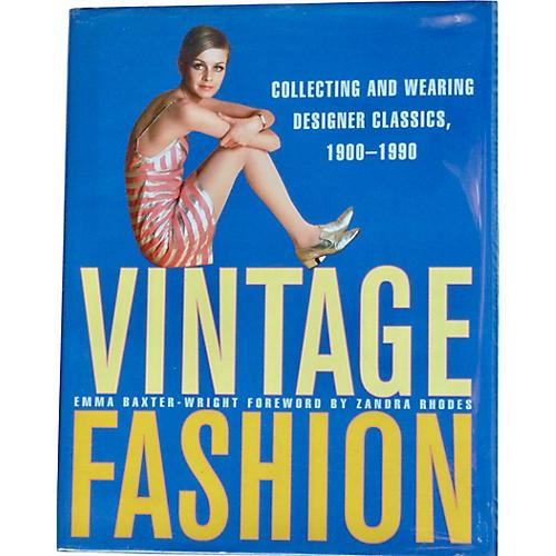 Vintage Fashion: Designer Classics