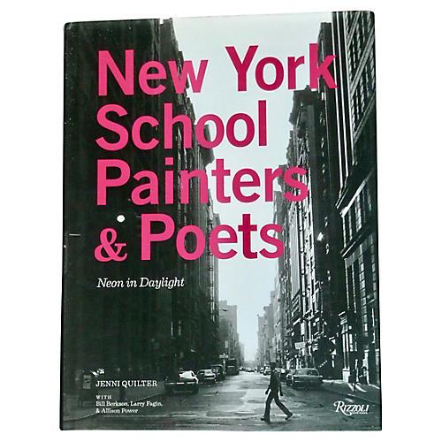 New York School Painters and Poets