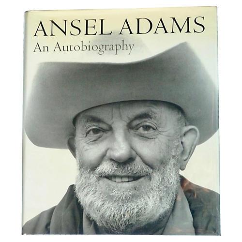 Ansel Adams: An Autobiography, 1st Print