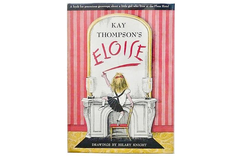 Eloise, True First Printing