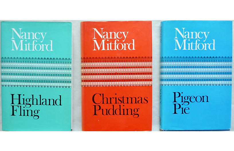 Three Early Works by Nancy Mitford, 1975