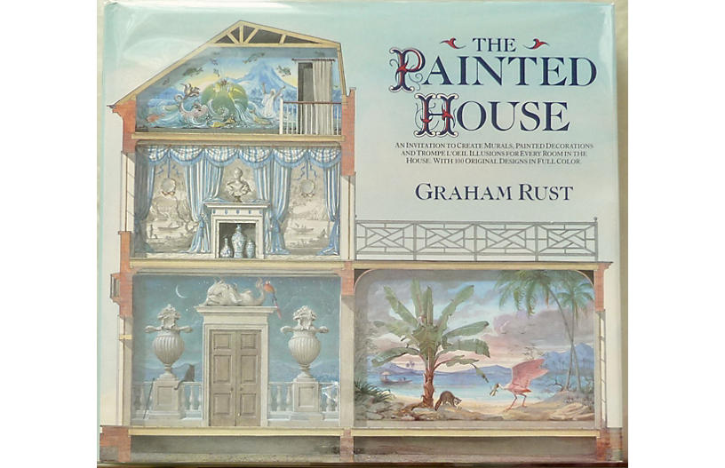 Graham Rust's The Painted House