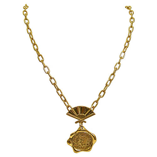 Karl Lagerfeld Signature Necklace