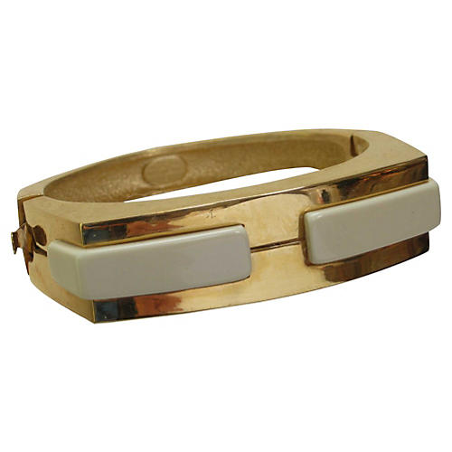 Deco Revival Givenchy Bracelet, 1977