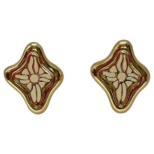 Givenchy Modernist Earrings