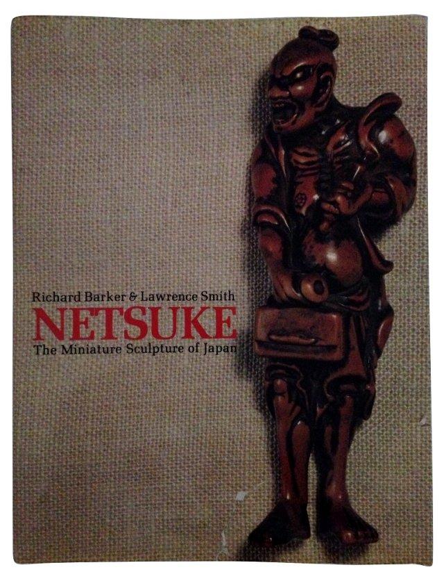 Miniature Sculpture of Japan: Netsuke