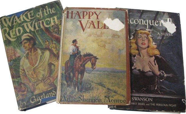 Happy Valley Books, Set of 3