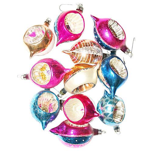 Indent Ornaments, S/12