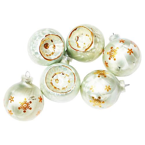 German Ornaments, S/6