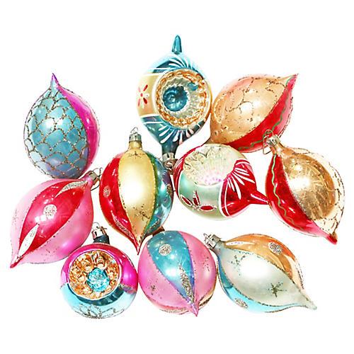 Indent Ornaments, S/11