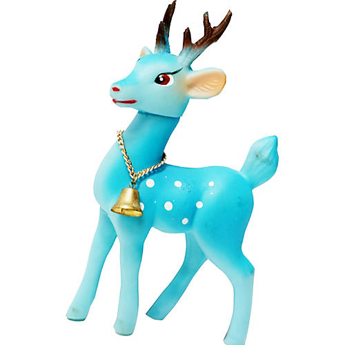 Blue Reindeer
