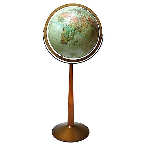 Replogle Pedestal Globe