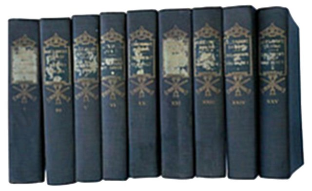 Romances of Alexandre Dumas S/9 - 1895