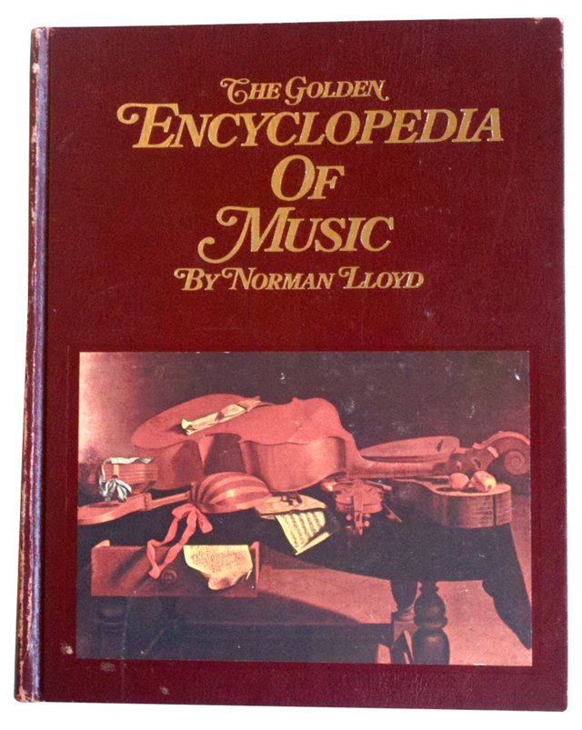 The Golden Encyclopedia of Music