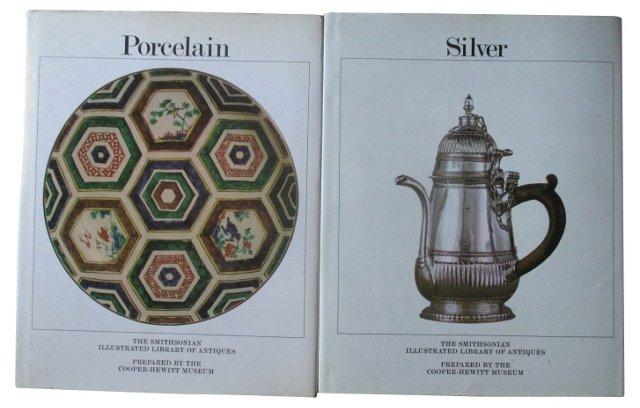 Smithsonian: Porcelain / Silver 2Vol '79