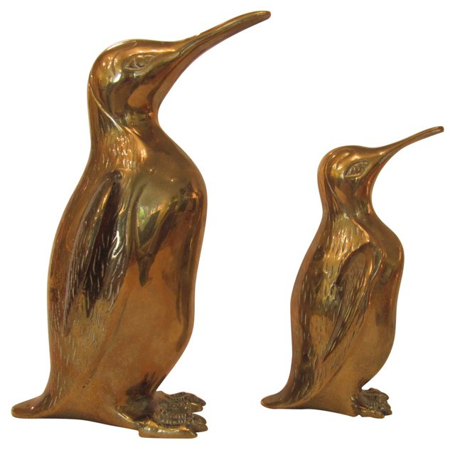 Brass Penguins, Pair