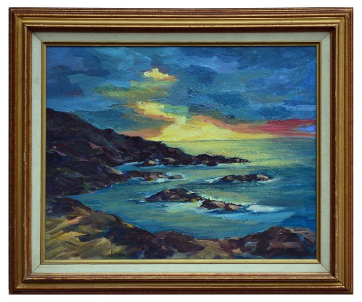Point Lobos by Beverly Borgman