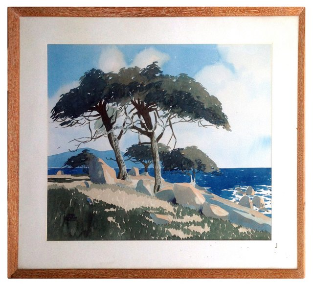 Pacific Grove by James March Phillips