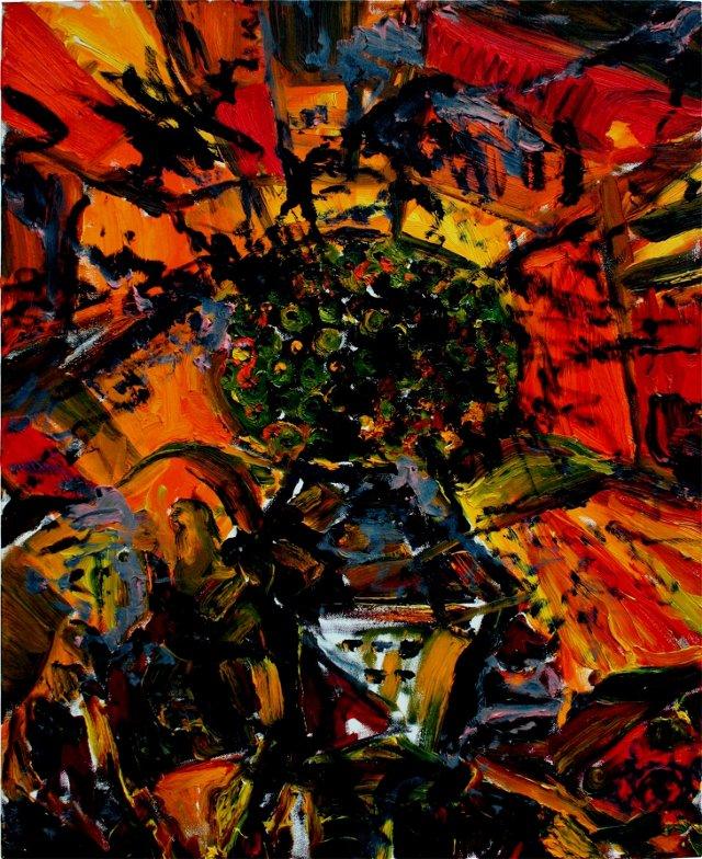 Abraxus by Conrad Alvarez (Hold)