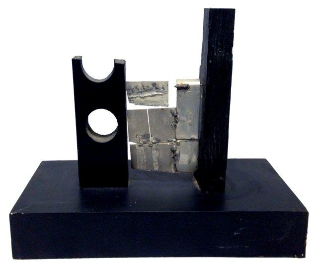Passages Sculpture by Doris Warner