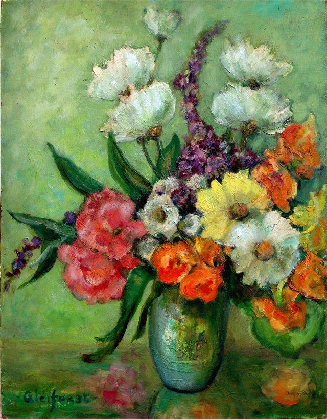 Spring Flowers by Helen Gleiforst, 1960s