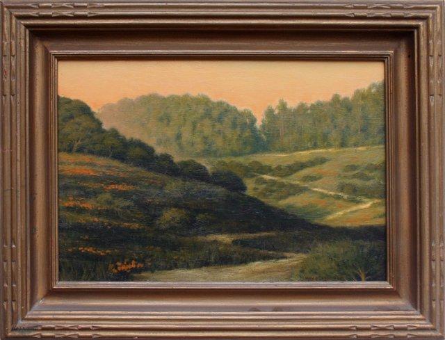 Larkin Valley Hills by Max Flandorfer