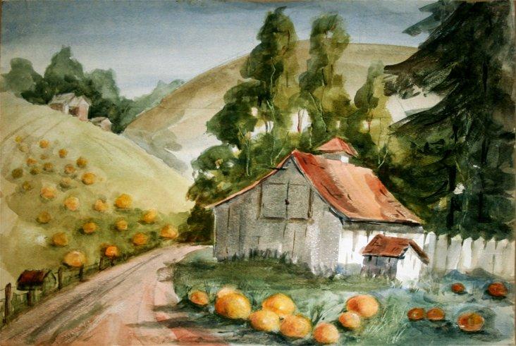 San Juan Bautista Pumpkin Patch Farm