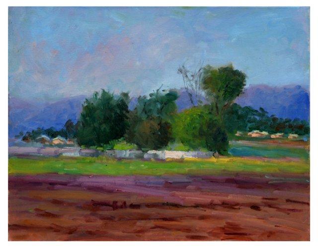 California Countryside by Jack Lynn