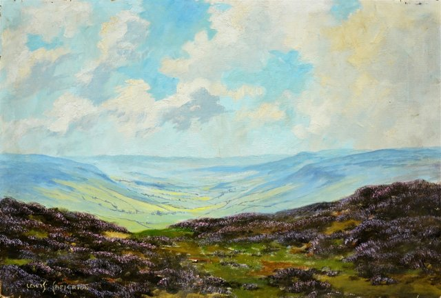 Scottish Hills by Lewis Creighton