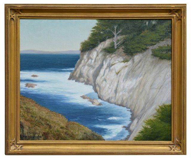 Point Lobos Cove by Max Flandorfer