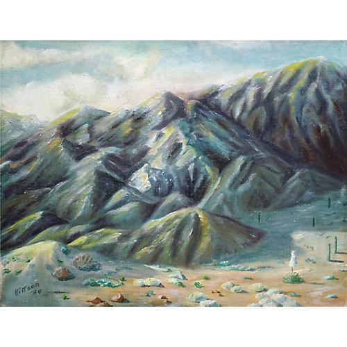 High Desert by Hittson, 1954