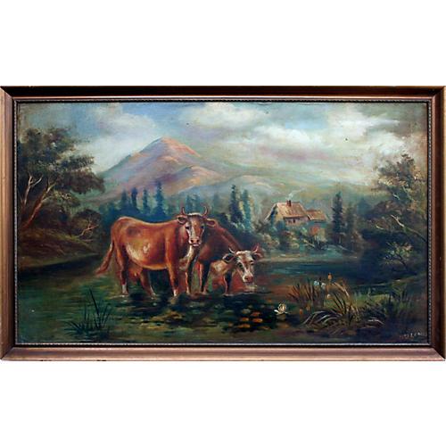 Mount Tamalpais by William Lemos