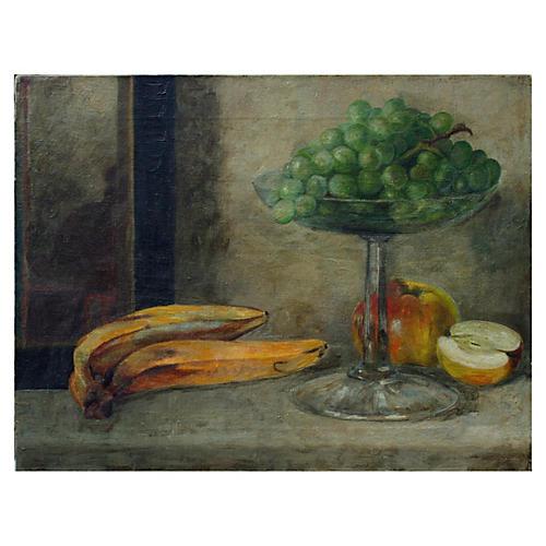 Fruit Still Life, 1910