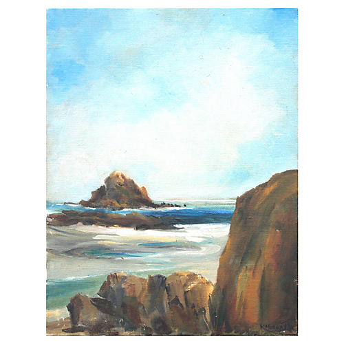 Seal Rock by Kathleen Murray