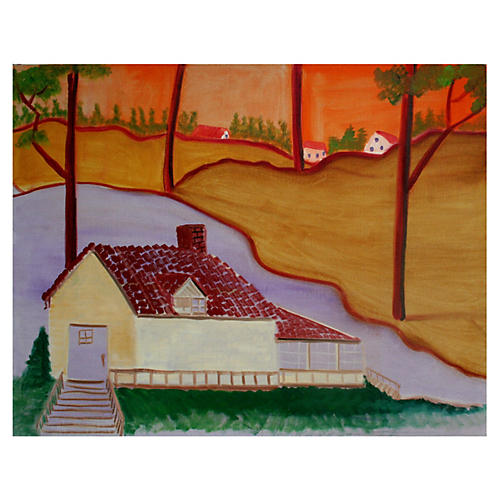 House in the Hills by Molly Brubaker