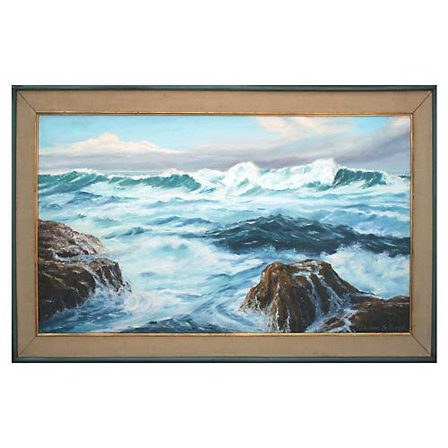 Deep Surf by Raphael G. Wolff