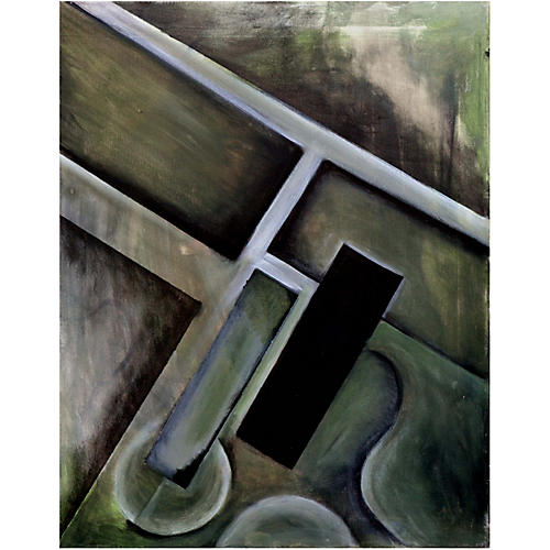 Industrial Abstract by Jacobo Flores